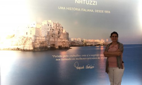 Visita à Fabrica da Natuzzi em Salvador