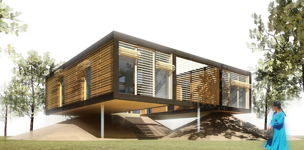 Madeira: Arquitetura e Sustentabilidade